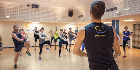 SWEDISH FIT Class @London South Kensington tickets