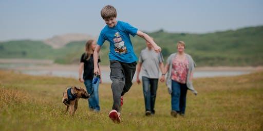 Family Dog Workshops 2019 -  Epsom