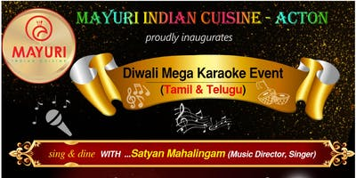 Diwali Mega Karaoke Event