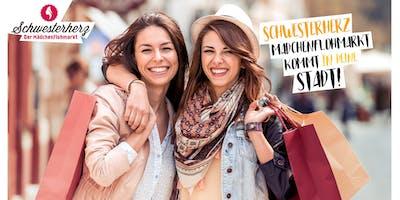 Der Mädchenflohmarkt von Schwesterherz I Schweinfurt