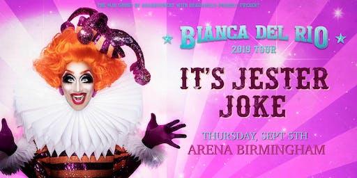 "Bianca Del Rio ""It's Jester Joke"" 2019 Tour (Arena, Birmingham)"