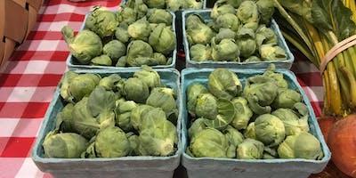Winter Farmers' Market by Grow Oak Ridge