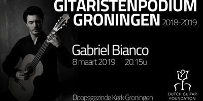 Gitaristenpodium Groningen - Gabriel Bianco