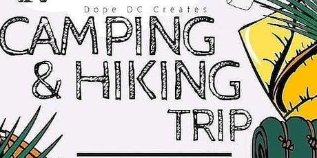 D.O.P.E. Camp & Hike tickets