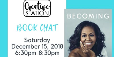 Book Chat: Becoming by Michelle Obama