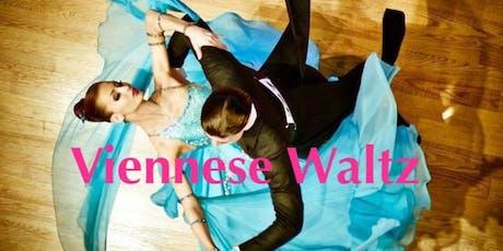 Viennese Waltz Group Class - 6 Weeks tickets