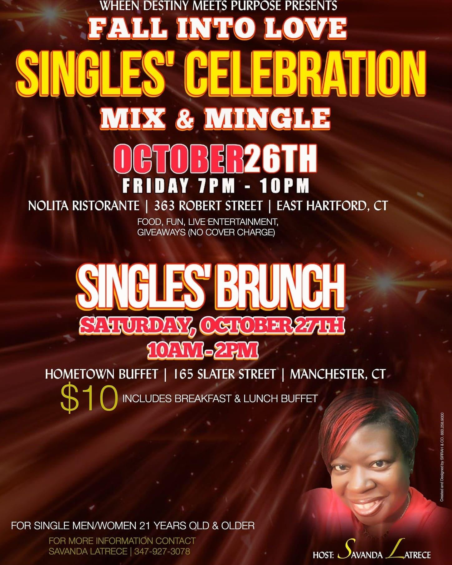 singles events hartford ct