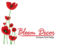 Bloem Decor Florist logo