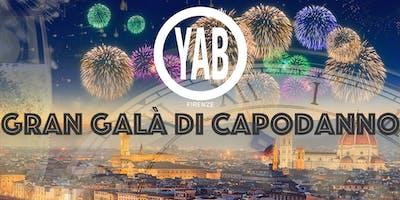 YAB Gran Galà Di Capodanno - Happy New Year Party at YAB