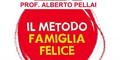 Alberto Pellai e il Metodo Famiglia Felice