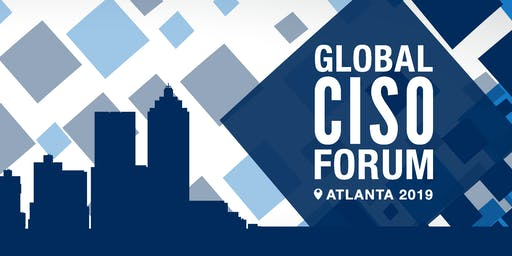 Global CISO Forum 2019