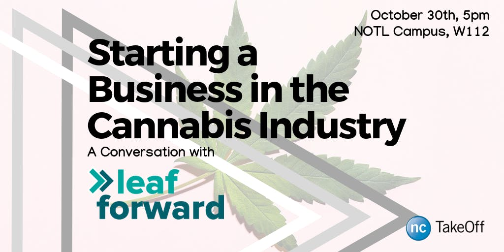 Starting a Business in the Cannabis Industry