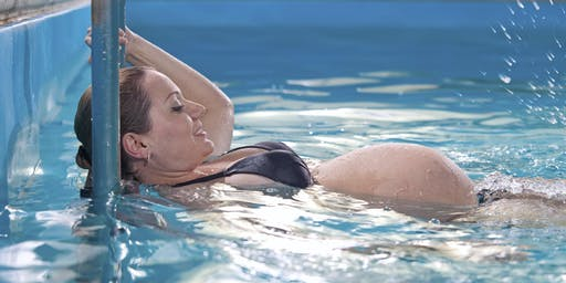 Women's Health and Fitness: Aqua Mom's Water Aerobics