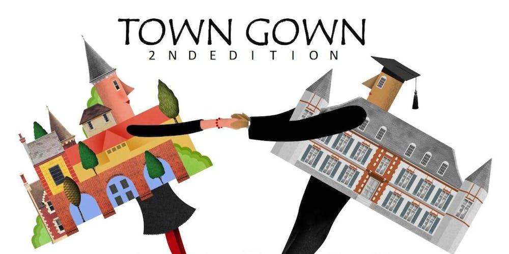Town-Gown 2.0 Tickets, Sat, Nov 10, 2018 at 9:00 AM | Eventbrite