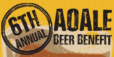 6th Annual AOAle Brew Benefit