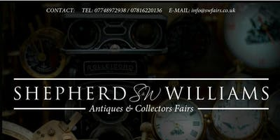 The Shrewsbury Town FC Antiques, Collectors & Vintage Fair