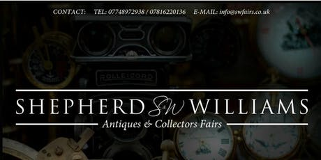The Shrewsbury Town FC Antiques, Collectors & Vintage Fair tickets
