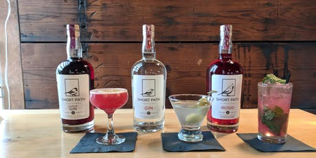 Mixology Class with Short Path Distillery tickets