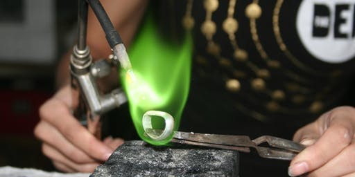 FIRE & FUSING - A Goldsmith Experience Workshop