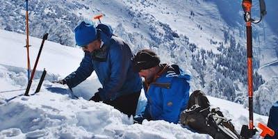 Avalanche Training Level II (Jan. 18-21, 2019)
