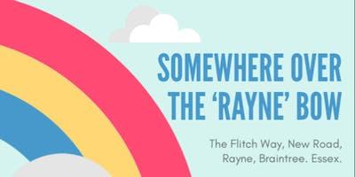 Somewhere over the 'Rayne'bow.