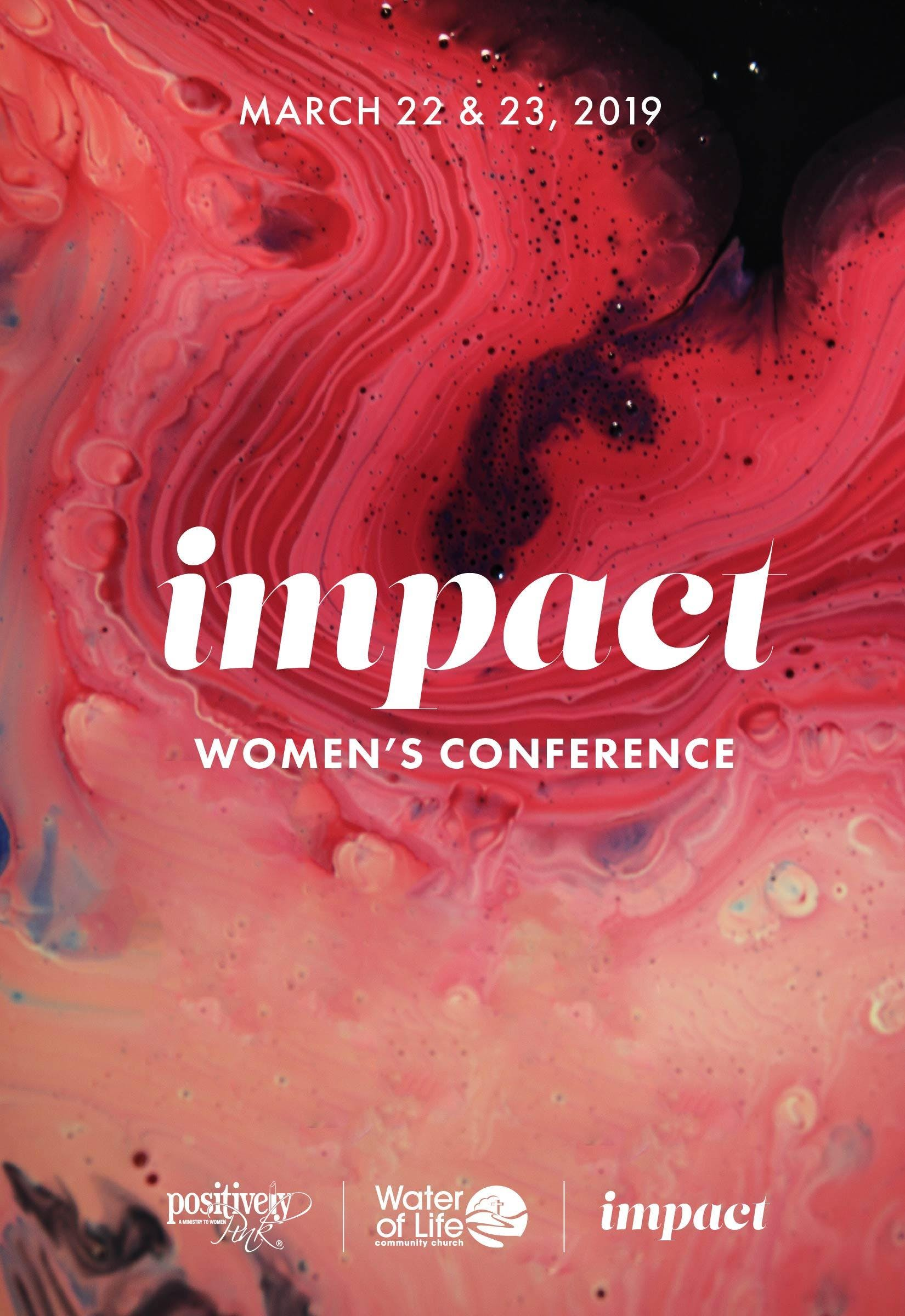 Impact Women's Conference 2019