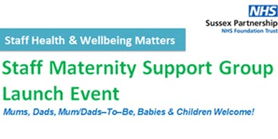 SPFT Staff Maternity Support Launch Event