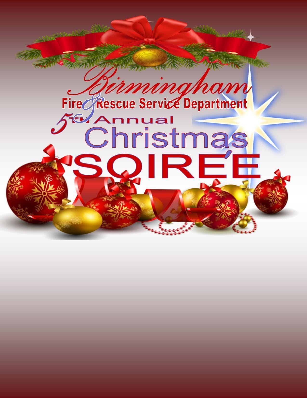 Birmingham Fire & Rescue 5th Annual Christmas