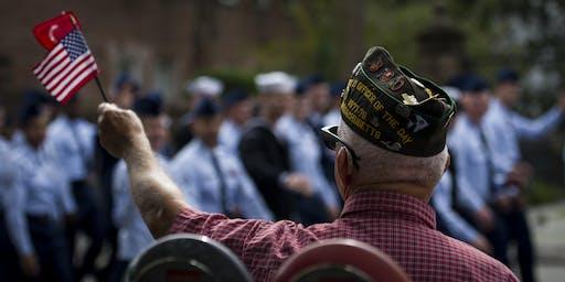 Rep. Brad Schneider Hosts Veterans Day Breakfast 2019