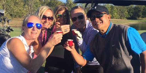Toys For Tots Golf Scramble