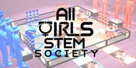 [All Girls STEM Society] Lego Mindstorms Workshop - November 16, 2019 tickets