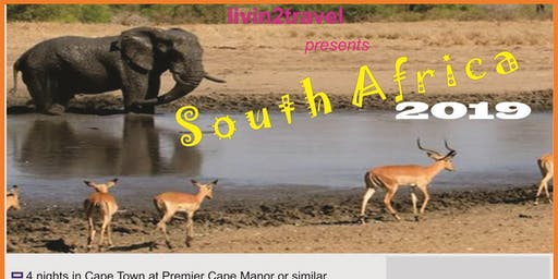 Livin2travel presents SOUTH AFRICA