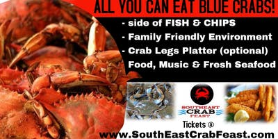 SouthEast Crab Feast - Richmond/Chesterfield