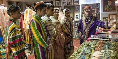 Jewish Silk Road Tours™: Bukharian Community Tour in Rego Park partner of Yiddish NY