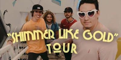 """Backdrop Violet: """"SHIMMER LIKE GOLD"""" tour - Lubbock , Tx"""