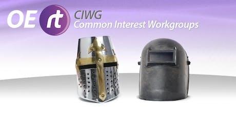 QLD OERt CIWG | New Product Development tickets