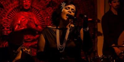 Cabaret Calliari avec Cathy Pimentel