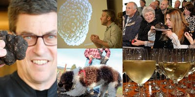 2019 Napa Truffle Festival - Dig Truffles? Experience w/Winery Truffle Lunch and Orchard Tour