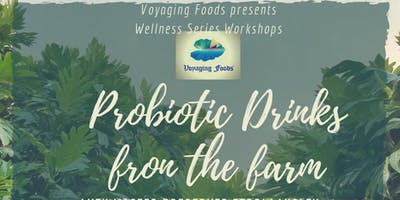 Probiotic Drinks