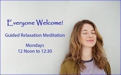 Mondays @ Noon Meditation (Greeley)