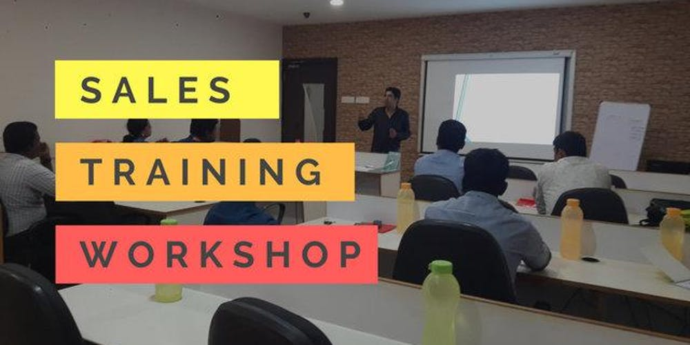Sales Training Workshop In Chennai Authoritative Selling Tickets
