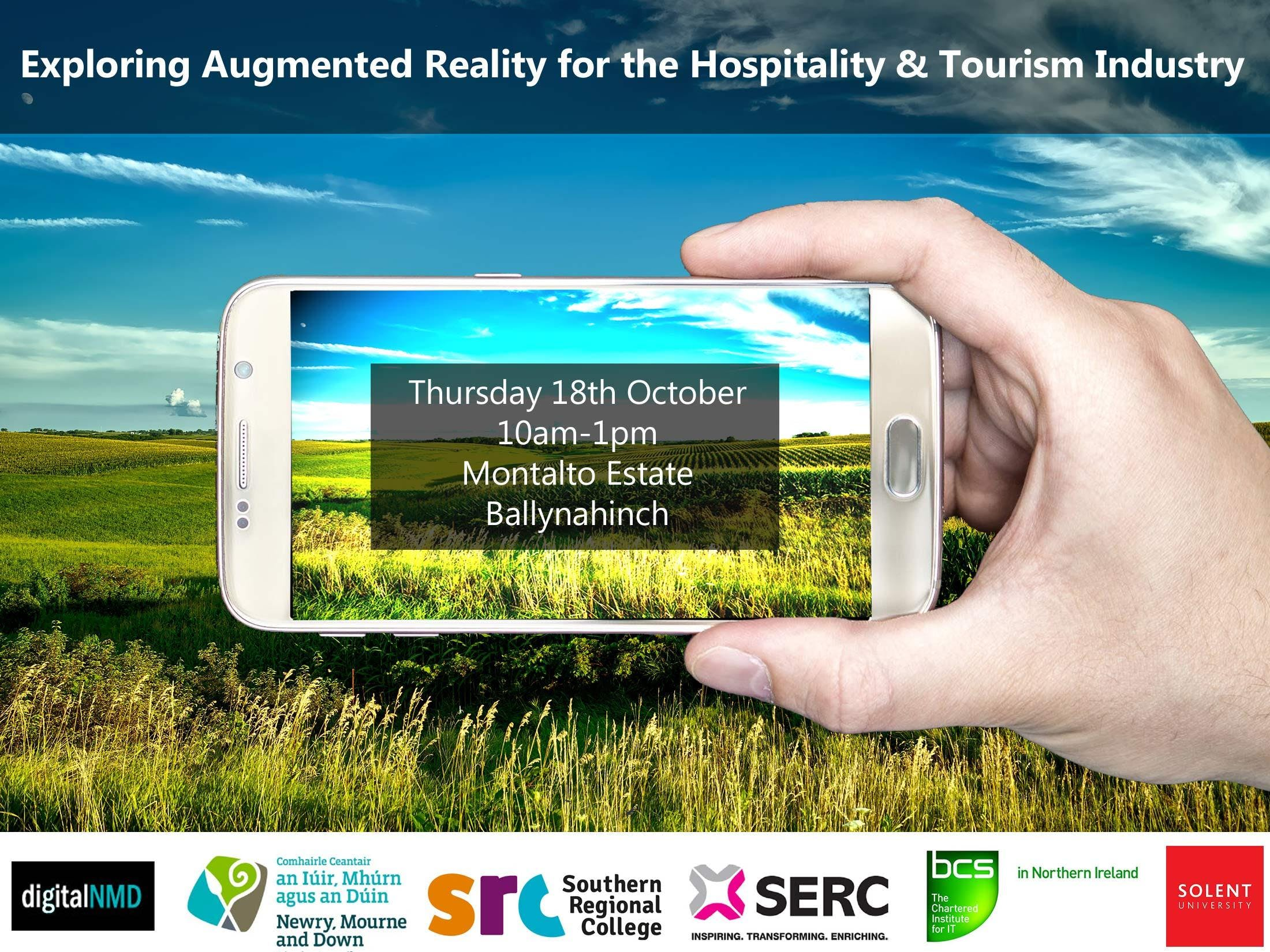 Exploring Augmented Reality for the Hospitality & Tourism Industry