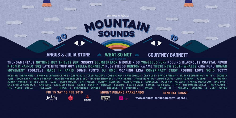 Image result for mountain sounds 2019