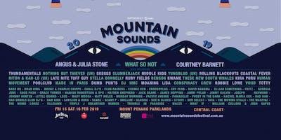 Mountain Sounds Festival 2019 - Extra\