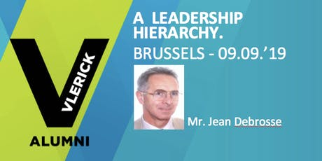 A leadership hierarchy. tickets