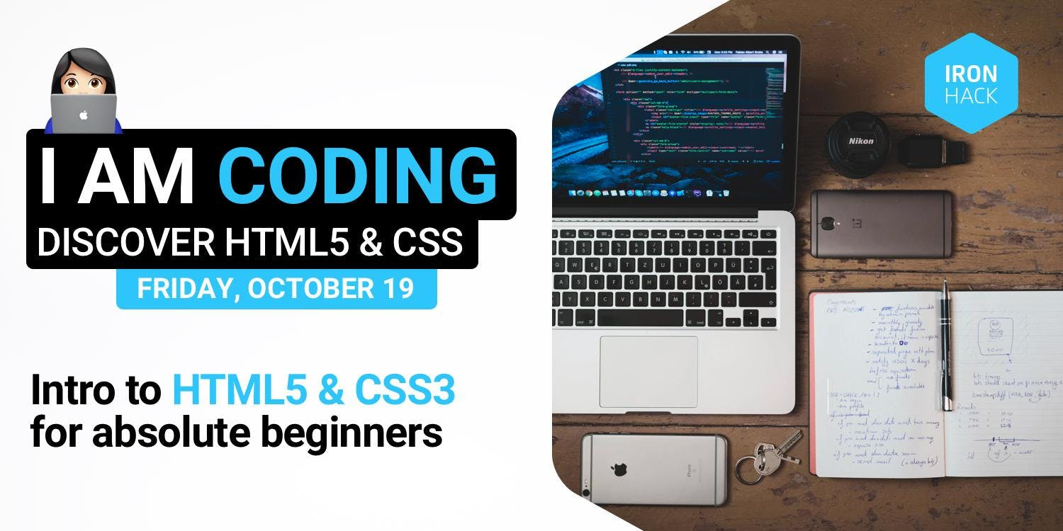 I am Coding: Intro to Web Development for abs