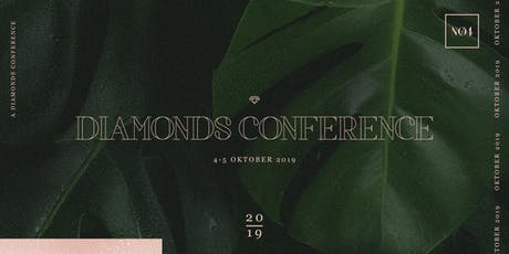 Diamonds Conference 2019 tickets