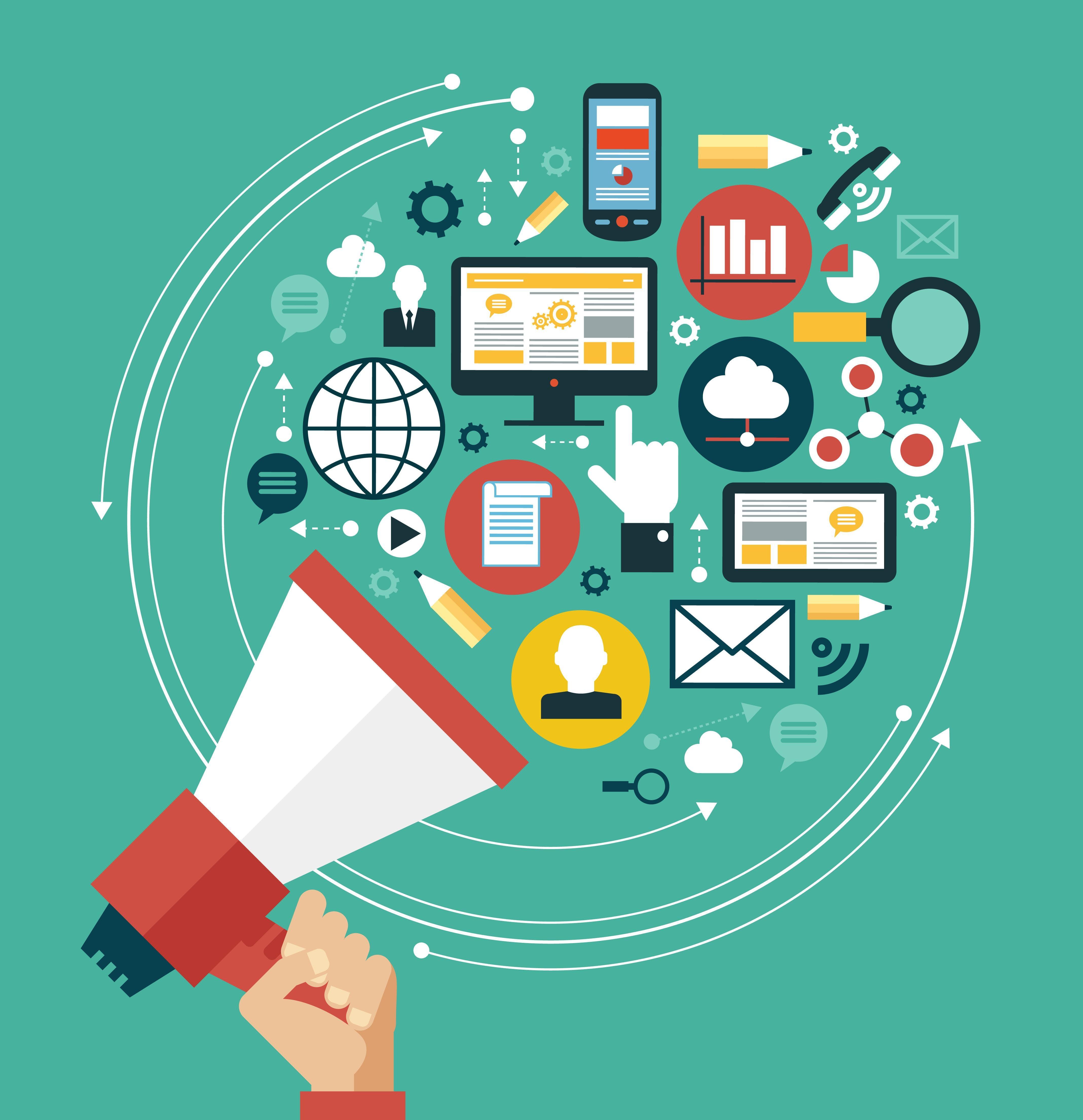 Talking Social Media Basics (For businesses t