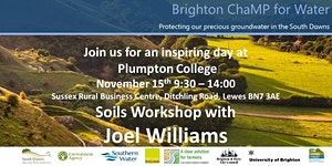 ChaMP for Water - Soils and nutrients workshop with...