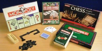 Lets Play Board Games (Garstang)